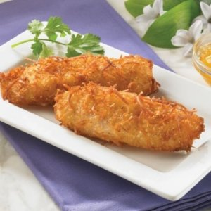 Coconut Chicken Breast Fritters
